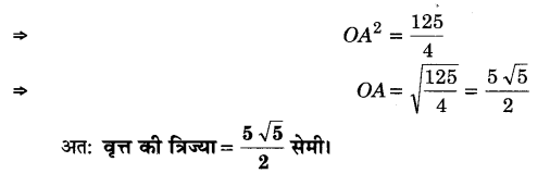 UP Board Solutions for Class 9 Maths Chapter 10 Circle img-32