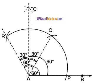 UP Board Solutions for Class 9 Maths Chapter 11 Constructions img-1