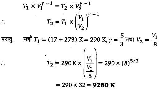 UP Board Solutions for Class 11 Physics Chapter 12 Thermodynamics 19