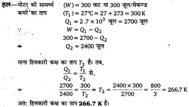 UP Board Solutions for Class 11 Physics Chapter 12 Thermodynamics 20