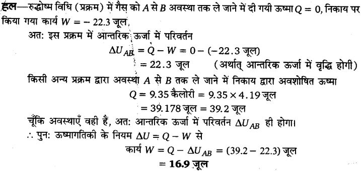 UP Board Solutions for Class 11 Physics Chapter 12 Thermodynamics 6