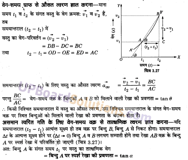 UP Board Solutions for Class 11 Physics Chapter 3 Motion in a Straight Line 59