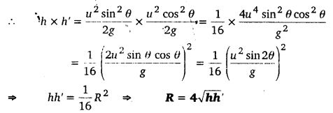 UP Board Solutions for Class 11 Physics Chapter 4 Motion in a plane 67