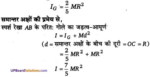 UP Board Solutions for Class 11 Physics Chapter 7 System of particles and Rotational Motion 13