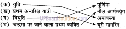 UP Board Solutions for Class 6 Geography Chapter 2 पृथ्वी और चन्द्रमा img-1