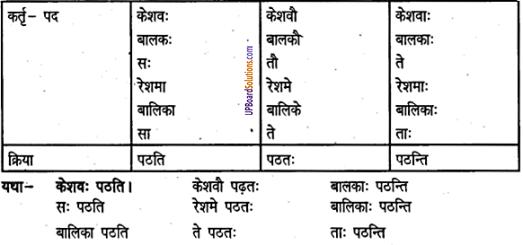 UP Board Solutions for Class 6 Sanskrit Chapter 2 पुनरावलोकनम्-2 8