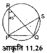 UP Board Solutions for Class 7 Maths Chapter 11 वृत्त 10