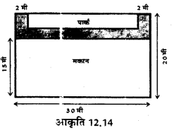 UP Board Solutions for Class 7 Maths Chapter 12 क्षेत्रमिति (मेंसुरेशन) 11
