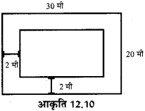 UP Board Solutions for Class 7 Maths Chapter 12 क्षेत्रमिति (मेंसुरेशन) 3