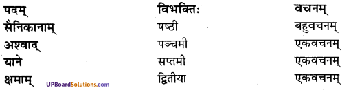 UP Board Solutions for Class 7 Sanskrit chapter 8 श्रम एव विजयते 1