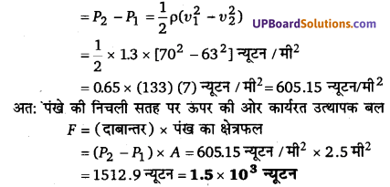 UP Board Solutions for Class 11 Physics Chapter 10 Mechanical Properties Of Fluids 11