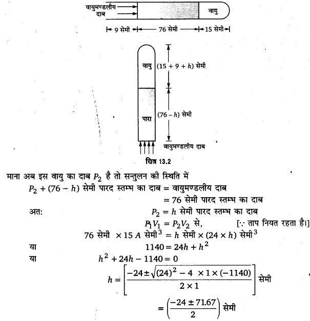 UP Board Solutions for Class 11 Physics Chapter 13 Kinetic Theory 14