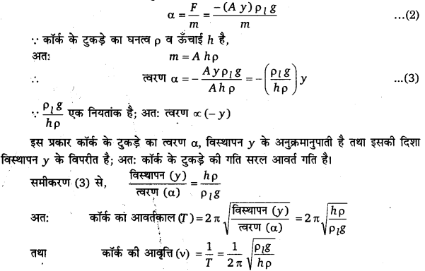 UP Board Solutions for Class 11 Physics Chapter 14 Oscillations 30