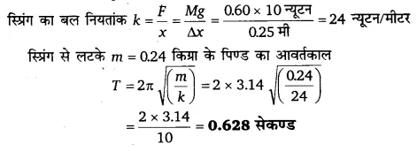 UP Board Solutions for Class 11 Physics Chapter 14 Oscillations 65