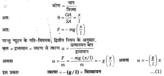 UP Board Solutions for Class 11 Physics Chapter 14 Oscillations 69