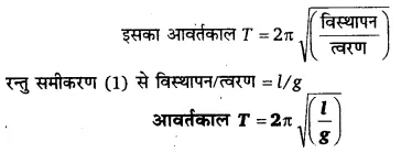 UP Board Solutions for Class 11 Physics Chapter 14 Oscillations 70
