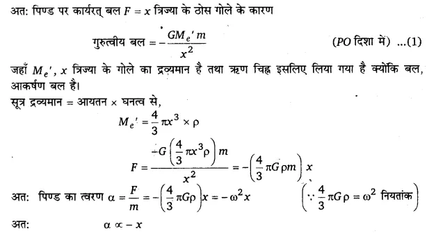 UP Board Solutions for Class 11 Physics Chapter 14 Oscillations 74