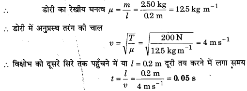 UP Board Solutions for Class 11 Physics Chapter 15 Waves 1