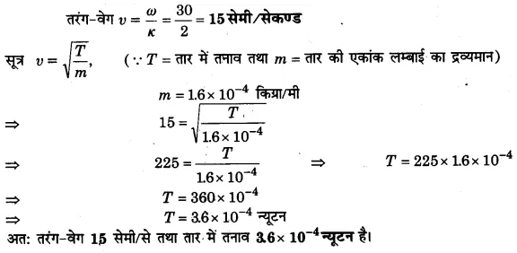UP Board Solutions for Class 11 Physics Chapter 15 Waves 104