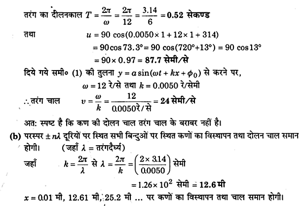 UP Board Solutions for Class 11 Physics Chapter 15 Waves 30