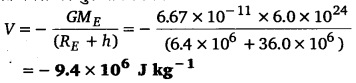 UP Board Solutions for Class 11 Physics Chapter 8 Gravitation 16