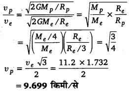 UP Board Solutions for Class 11 Physics Chapter 8 Gravitation 27