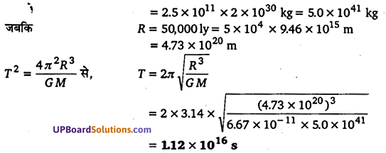 UP Board Solutions for Class 11 Physics Chapter 8 Gravitation 3