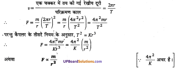 UP Board Solutions for Class 11 Physics Chapter 8 Gravitation 30