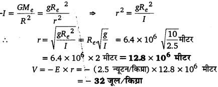 UP Board Solutions for Class 11 Physics Chapter 8 Gravitation 38