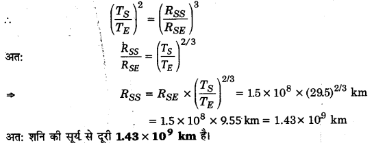 UP Board Solutions for Class 11 Physics Chapter 8 Gravitation 8