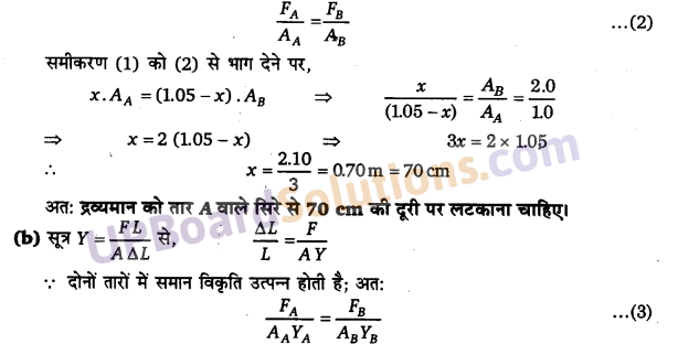 UP Board Solutions for Class 11 Physics Chapter 9 Mechanical Properties Of Solids 21