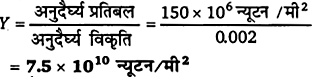 UP Board Solutions for Class 11 Physics Chapter 9 Mechanical Properties Of Solids 3