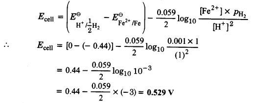 UP Board Solutions for Class 12 Chemistry Chapter 3 Electro Chemistry image 14