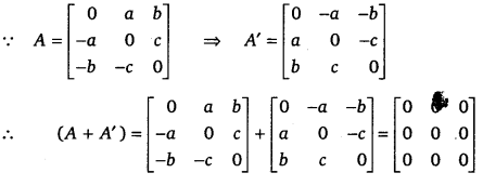 UP Board Solutions for Class 12 Maths Chapter 3 Matrices image 69