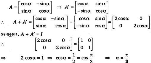 UP Board Solutions for Class 12 Maths Chapter 3 Matrices image 76