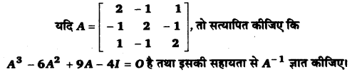 UP Board Solutions for Class 12 Maths Chapter 4 Determinants image 110