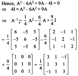 UP Board Solutions for Class 12 Maths Chapter 4 Determinants image 112