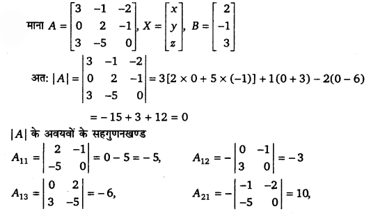 UP Board Solutions for Class 12 Maths Chapter 4 Determinants image 119