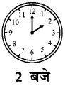 UP Board Solutions for Class 2 Maths गिनतारा Chapter 16 टिक-टाक चले घङी 3