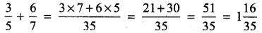 UP Board Solutions for Class 4 Maths गिनतारा Chapter 12 भिन्नों का जोड़-घटाना 14