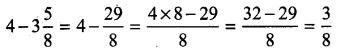 UP Board Solutions for Class 4 Maths गिनतारा Chapter 12 भिन्नों का जोड़-घटाना 30