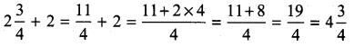 UP Board Solutions for Class 4 Maths गिनतारा Chapter 12 भिन्नों का जोड़-घटाना 40