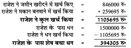 UP Board Solutions for Class 5 Maths गिनतारा Chapter 2 जोड़ - घटाना 15