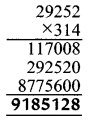 UP Board Solutions for Class 5 Maths गिनतारा Chapter 3 गुणा - भाग 8