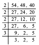 UP Board Solutions for Class 5 Maths गिनतारा Chapter 4 महत्तम समापवर्तक और लघुत्तम समापवर्त्य 28