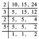 UP Board Solutions for Class 5 Maths गिनतारा Chapter 4 महत्तम समापवर्तक और लघुत्तम समापवर्त्य 5