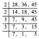UP Board Solutions for Class 5 Maths गिनतारा Chapter 4 महत्तम समापवर्तक और लघुत्तम समापवर्त्य 9