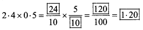 UP Board Solutions for Class 5 Maths गिनतारा Chapter 8 दशमलव संख्या और भिन्न 16