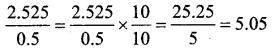 UP Board Solutions for Class 5 Maths गिनतारा Chapter 8 दशमलव संख्या और भिन्न 18