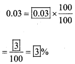 UP Board Solutions for Class 5 Maths गिनतारा Chapter 9 प्रतिशत 21